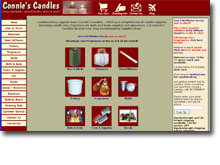 Connie's Candles
